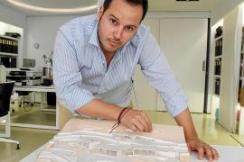 Iván Torres: «En principio no se hará el edificio de es Martell durante este invierno»