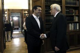 Tsipras vuelve a jurar su cargo como primer ministro de Grecia