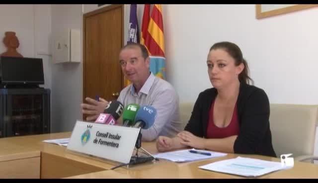VÍDEO: Formentera presenta alegaciones contra nueva delimitación costera de la isla