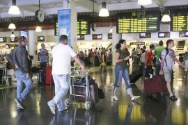 Aumenta casi un 6% la llegada de turistas españoles a las Pitiüses