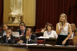 Prohens (PP) apuesta por una «fórmula consensuada» sobre las retribuciones de los diputados