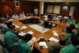 Los docentes acusan a la Conselleria d'Educació de inmovilismo