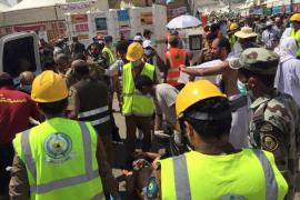 Al menos 700 muertos en una estampida en la peregrinación a La Meca