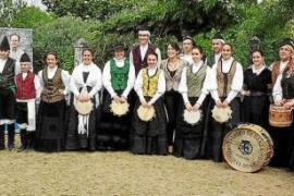 Tres intensos días de bailes tradicionales