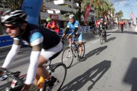 De Santos se apunta a la Vuelta a Eivissa