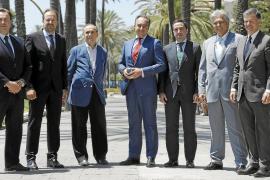 Los Encuentros reúnen a los ejecutivos de la banca en Balears