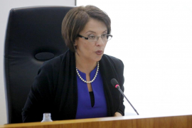 Sofía Hernanz repetirá como candidata de la FSE a las listas del Congreso de los Diputados