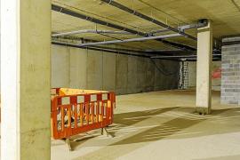 El próximo lunes empezarán las obras de acondicionamiento del búnker