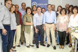 El PP de Eivissa elige a Anna Costa como nueva secretaria general de la formación
