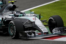 Rosberg logra en Japón su segunda 'pole' de este año
