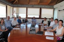 Vila retoma su colaboración con los Colegios Profesionales