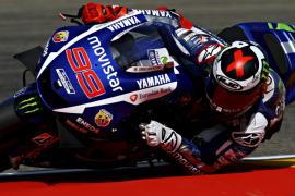 Lorenzo: «Es muy difícil batir a Márquez en una sola vuelta»