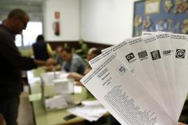 Abren sin incidentes los colegios electorales en Catalunya