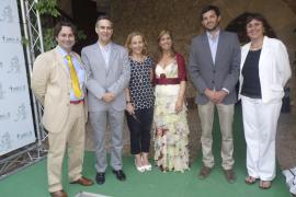 Cena de gala de la AECC en Son Amar