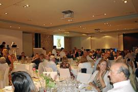 Cena contra el cáncer en Aguas de Ibiza