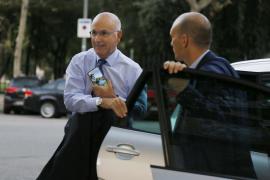 Duran pone su cargo a disposición del partido tras quedar Unió fuera