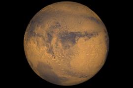 La NASA encuentra evidencias de la presencia de agua salada en Marte