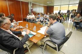 La comisión contra el taxi ilegal solicita más inspecciones y mayor coordinación municipal