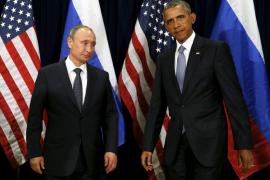 Obama y Putin inician primer encuentro formal en 2 años divididos sobre Siria
