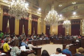 El Parlament reclama un pacto político y social contra la violencia de género