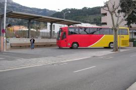 El Govern prohibirá que viajen pasajeros de pie en los autobuses interurbanos