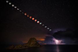 La NASA elige la foto de  un ibicenco como su imagen del día
