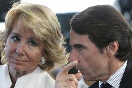 Aguirre comparte la opinión de Aznar