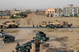 Las fuerzas afganas intentan recuperar Kunduz con apoyo aéreo de EEUU