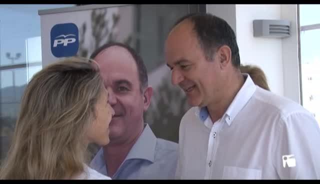 VÍDEO: Vicent Marí arremete contra el Consell por su «desprecio» a los vecinos de la depuradora