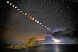 Un ibicenco en la NASA por un día