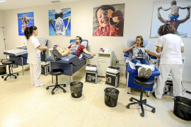 Maratón de donación de sangre para lograr aumentar las reservas tras la caída del verano