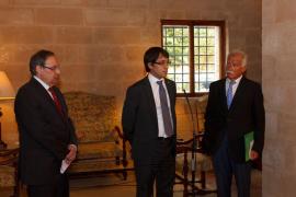 El Govern se compromete a dinamizar e impulsar el comercio en Balears
