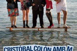 Sátira teatral con 'Cristóbal Colón amb M'