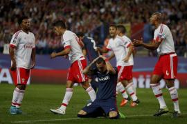 El argentino Nico Gaitán apaga al Atlético