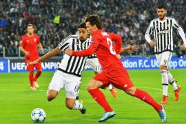 El Juventus no tuvo problemas para doblegar a un inofensivo Sevilla