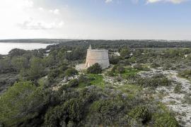 Formentera prolonga las visitas a la Torre des Pi des Català debido a la buena acogida