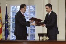 Soria dice que solo Rajoy o Sánchez pueden ser presidente del Gobierno