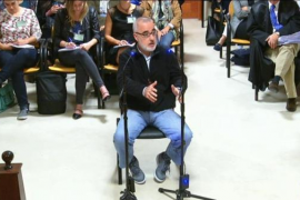 Alfonso Basterra niega rotundamente  haber dado Orfidal a Asunta