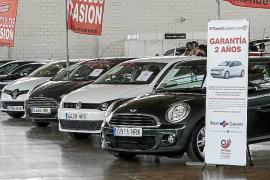 Más de un centenar de vehículos para poder encontrar la mejor de las oportunidades