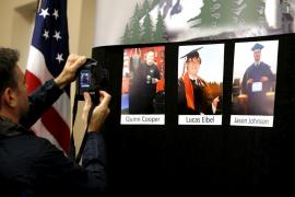 Recaudan 700.000 dólares en un día para el «héroe» del tiroteo de Oregón