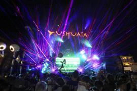 Apollonia cierra el verano en Ushuaïa