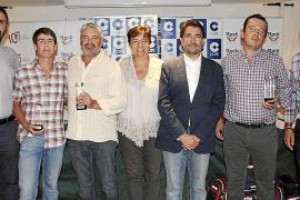 Entrega de premios del Trofeo de Golf Cope Mallorca