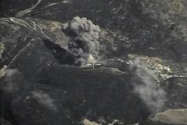 Rusia bombardea un reducto del Estado Islámico en Alepo