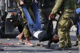 La represión israelí se salda con dos nuevos heridos palestinos
