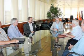 El Consell se compromete a exigir una solución de emergencia para Talamanca