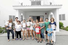 Más de mil firmas para dotar a Can Bonet de recursos necesarios para atender a los niños