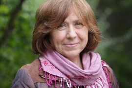 Swetlana Alexandrowna, Premio Nobel de Literatura 2015