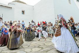 15 años de la Mostra Folklòrica Ciutat d'Eivissa