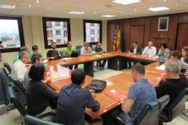 Martí celebra haber recuperado «la normalidad» con los sindicatos de educación