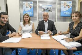La seguridad en Sant Antoni ha empeorado con el PSOE, según el PP